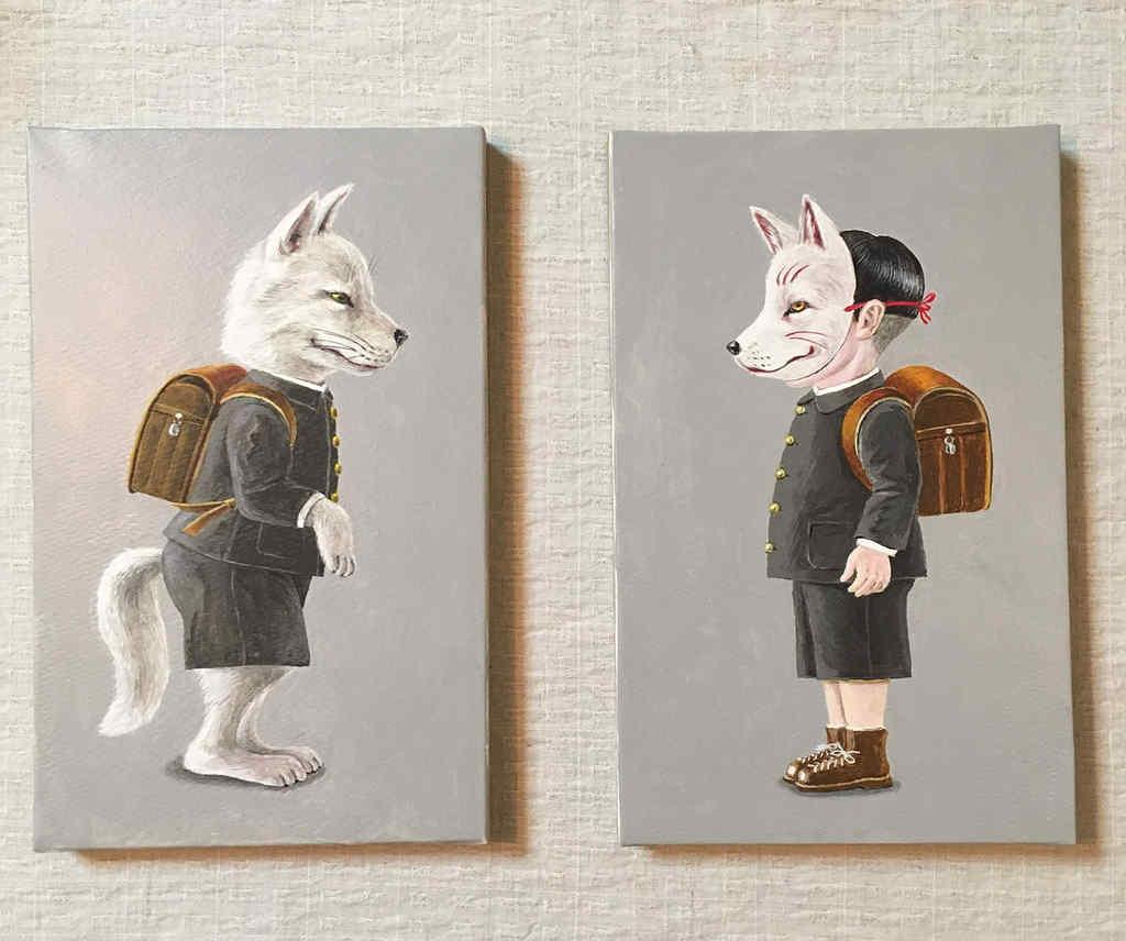 fox & foxmask